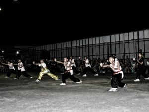 kung fu enfants Lyon