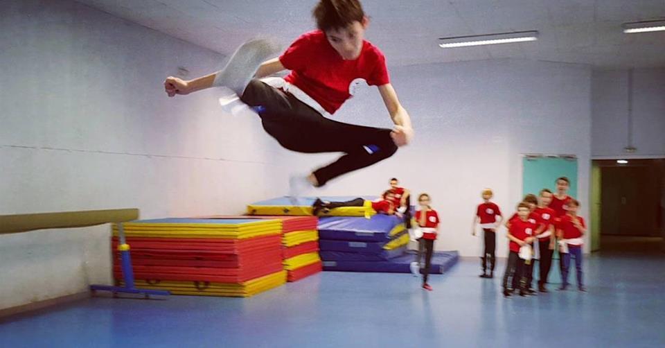 Cours kung fu enfants