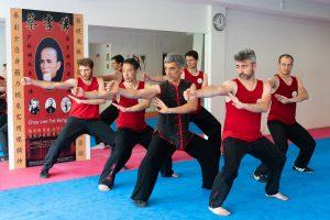 Stage kung fu lisbonne 2019 trident des 9 dragons