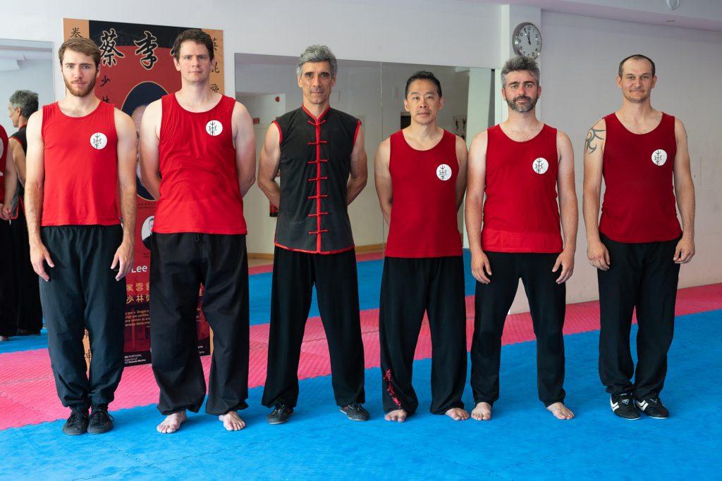 Stage kung fu lisbonne 2019